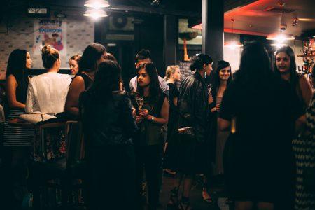 Molecular Mixology - Hen's Party