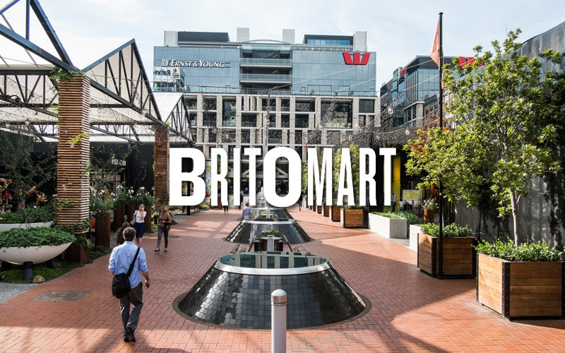 Client - Britomart Group