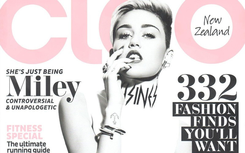 Client - Cleo Magazine