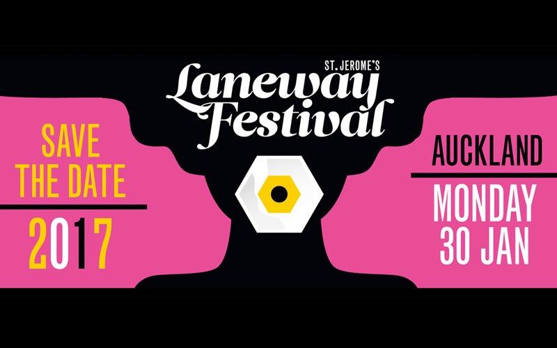 Client - Laneway Festival
