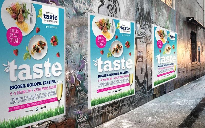 Client - Taste of Auckland