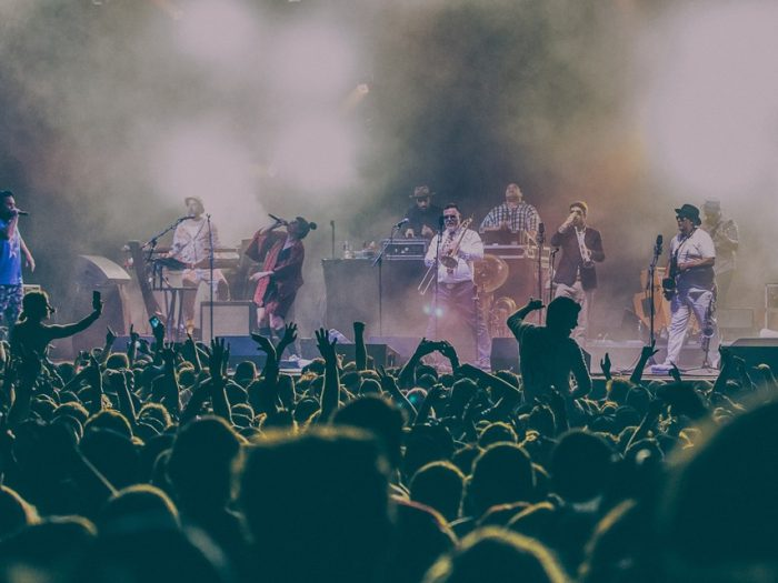 Fat Freddy's Drop Villa Maria Estate
