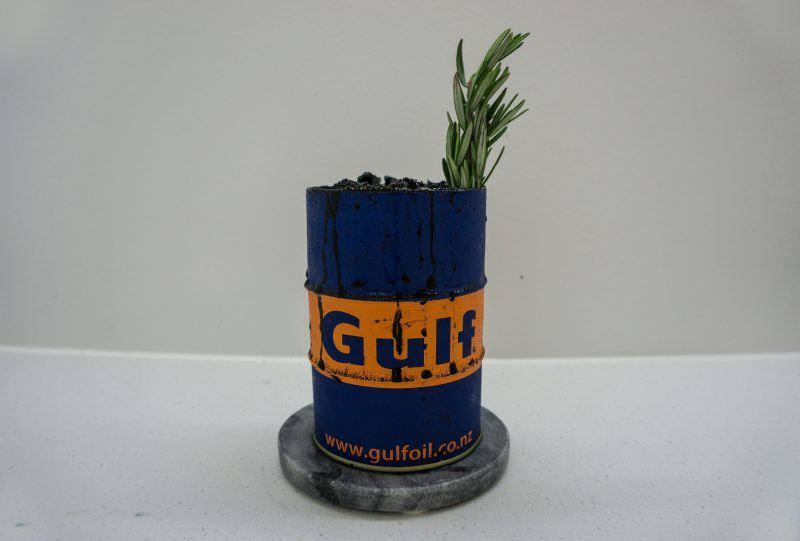 Gulf Oil Drum Cocktail