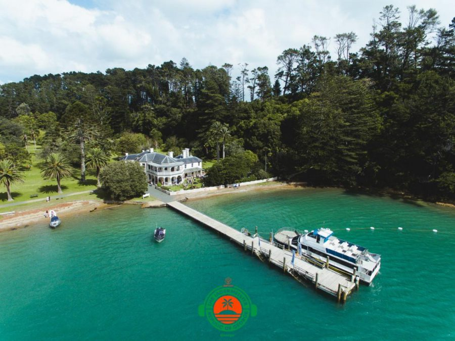 Republic of George on Kawau Island