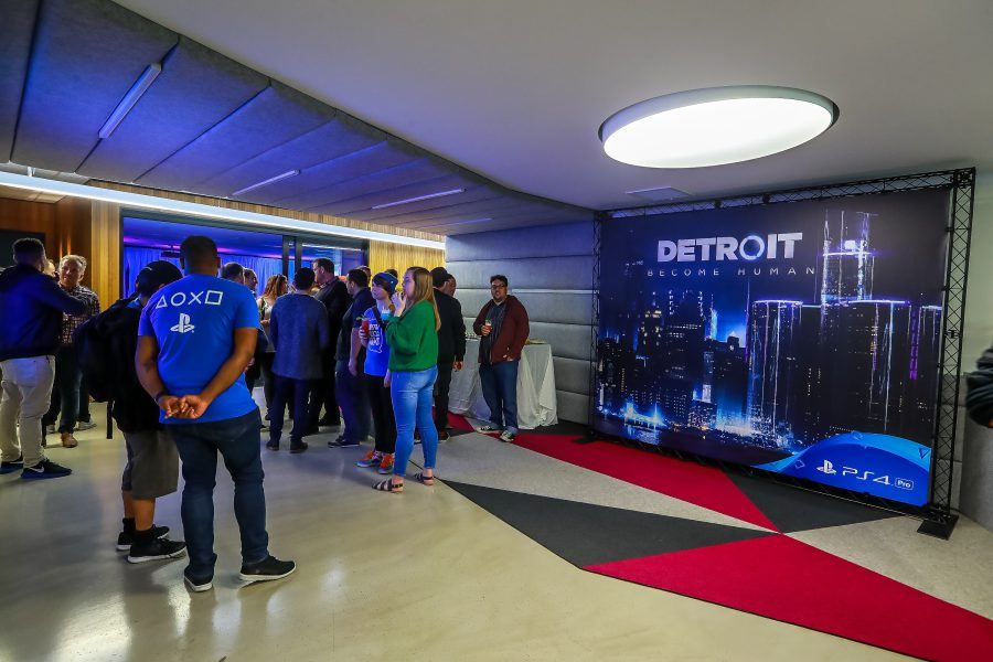Playstation NZ Detroit: Become Human Launch
