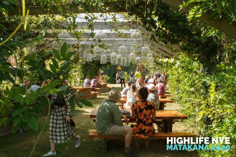 garden area highlife